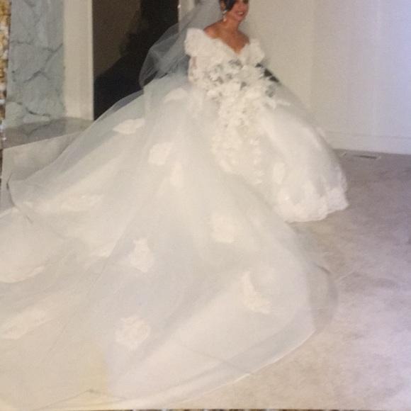 eva mylady Dresses | Eva Milady Wedding Gown Size 46 | Poshmark